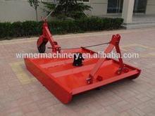 PTO Driven mower, tractor mounted grass cutter