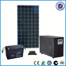 Low price and MOQ residential solar power 2KW off grid solar system