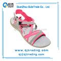 nouveau design de mode en cuir soft chaussures femme sandale de plage pour les filles