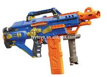 2014 Coolest design Kids Soft bullet gun toys/ Soft gun playset
