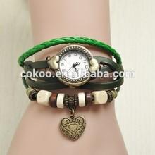 Quartz Watches Brand Luxury Heart Vintage Retro Women Dress Watch Ladies Smart Wristwatches Bracelet Relojes de Marca New Hot
