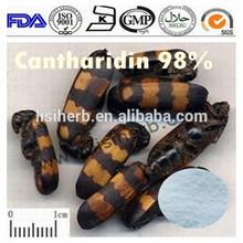Natural cantharidin
