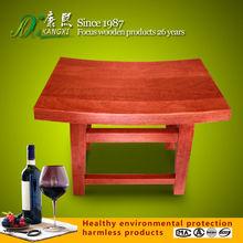 China retro stool, non foldable wooden stool