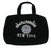 Modern New Design High Quality Black cotton net bag