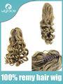 grossista preço barato de alta qualidade claw clip rabo de cavalo de cabelo extensões