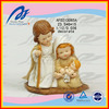 Religious resin figurines craft. nativity set figurines