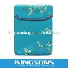 2013 Best Sale Waterproof Neoprene Laptop Sleeve Tablet Case for Girls