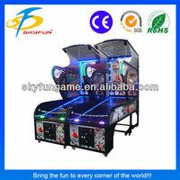 shooting hoop basketball /electronic basketball game machine