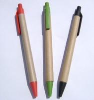 New product wholesale fancy design environmental paper pen
