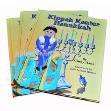 offset printing Australia books 4C hardcover children book printing