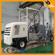 DY-STM-I/II screeding or convex type road marking machine