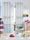 2014new curtain design for kids living room