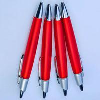 China Adv Plastic Fluent Writing Ball Pen