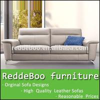 2014 modern high fashion cheap leather sofa set furniture philippines