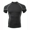 Hot Wholesale Running Compression Apparel T Shirt