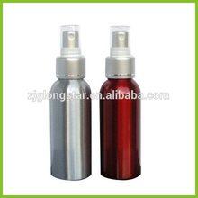 Economic Cheapest portable aluminum medical spray bottle