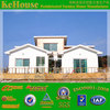 KHV-80019 Light Steel Prefab Villa And House