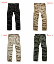 casual trousers bags special pants outdoor male trousers Hunting working uniform pants