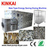 Closed Type Circulating Heating Or Cooling Fish Drying Machine
