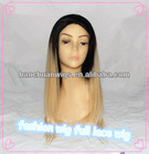 hot selling best quality new popular fashion style human hair wig,front lace wig