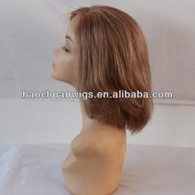 short hair lace front wig mono lace short smart lace wig
