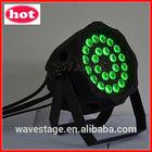 HOT WLP-01-3 24 pcs 4 in 1 10W RGBW leds IP65 par light night club professional
