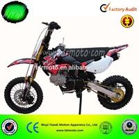Brand chinese motorcycle/lifan 125cc pit bikes /motocross TDR-KLX66L