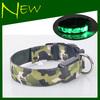2014 new Camouflage flashing led pet collar