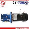 Cerâmica máquina de freio motor dc com caixa de velocidades, motor caixa de velocidades