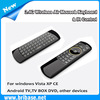 2014 Hot selling Multifunction keyboard and air fly mouse for samsung smart tv