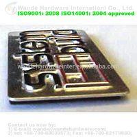 Top Level Hot Selling Custom Logo Metal Paper Clip