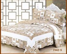 jaipur quilt handmade cotton bed sheet