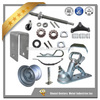 Hot sale customized all kinds of boat trailer parts for trailer