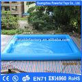inflável piscina retangular para jogar