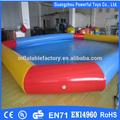 boa qualidade inflável piscinas para adultos