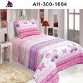 Pinky bambino copriletto set con disegno patchwork