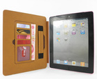 10 inch tablet pc leather silicone case for ipad 5 waterproof shockproof case for ipad air