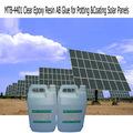 chiaro resina epossidica e indurente per invasatura e rivestimento per i pannelli solari