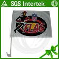 أعلام سيارة مخصصة العلم الاميركي السيارات الجملة 2x3/ مرايا السيارات السيارة أعلام العلم فارغة