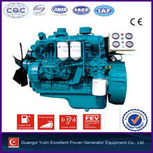 small gasoline engine water pump 30KW naked family used