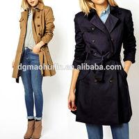 fashion waist tie trench coat korean women fashion coats 2015