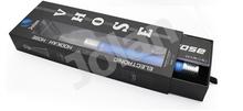 Huge vapor and Food grade Glass mouth tip value disposable e hookah V-HOSE Ecigarette Wholesale E Hookah V HOSE from Jolan