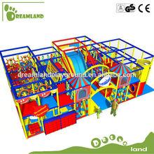 EN1176 approval newest design soft indoor child toy