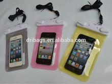 Mobile phone waterproof case, waterproof bag for samsung s3 fashion waterproof dry bags