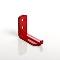 Red Dry Powder Fire Extinguisher Wall Hook Firmly Attaches Fire Extinguisher To The Wall