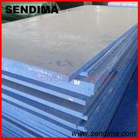 Blue MC 901 cast nylon sheets plate