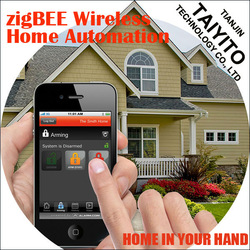 TAIYITO effective smart home domotics Smartphone control smart house system smart house equipment smart house products