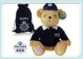 Bonito do urso de pelúcia brinquedo em miniatura teddy bear OEM fábrica de alta qualidade