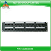 On Discount Good Quality RJ45 UTP Cat 5e Krone Patch Panel UL Approval