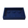 Polyresin bathroom accessory trendy soap dish